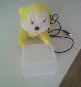 Веб-камера в виде игрушки