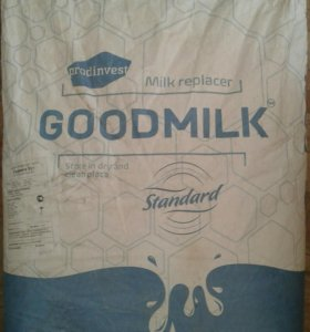 Сухое молоко ЗЦМ