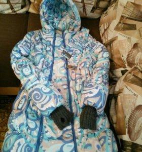 Зимняя куртка для беремменных