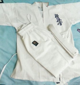 Новое кимоно для карате