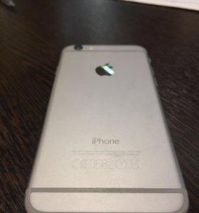 Apple Iphone 6 16 Гб черный