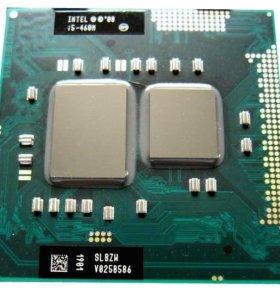 Процессор i5-460M для ноутбука