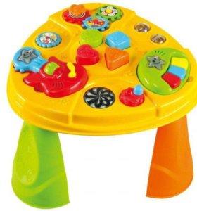 Столик развивающий PlayGo