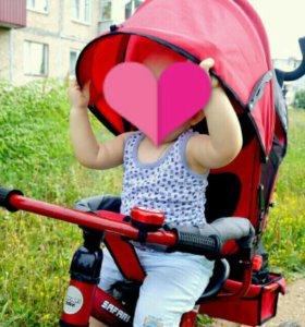 Велосипед  детский.  Трансформер.