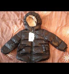 Новая куртка на мальчика!