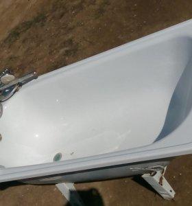 Продам Ванна вместе с краном и душем