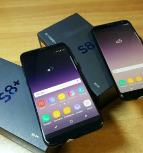 Samsung Galaxy S8 Edge память 64 гб
