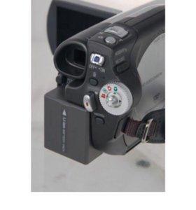 Цифровая видеокамера Panasonic VDR-D160EE-S