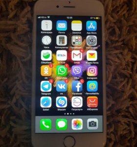 Продам iPhone 6s на 64 г.