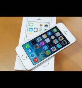 Телефон Айфон 5S 16 gb