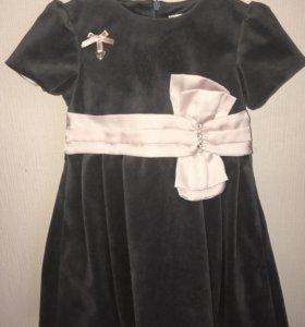 Платье девочке нарядное праздник