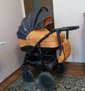 Продам коляску зиппи 3в1