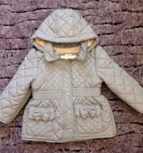 Куртка детская mothercare
