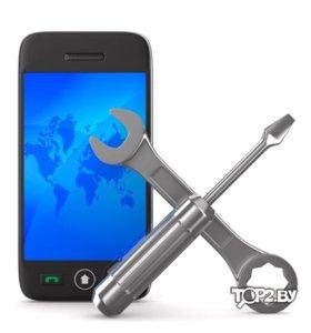 Ремонт сотовых телефонов и ноутбуков , Apple