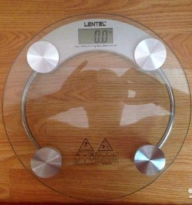 Весы напольные lentel не верно указывают вес