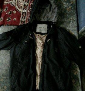 Осенняя куртка для мальчиков