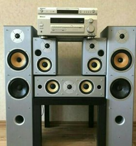 Davis acoustics kvk5 set + pioneer d512+ cd