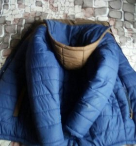 Зимняя куртка 44