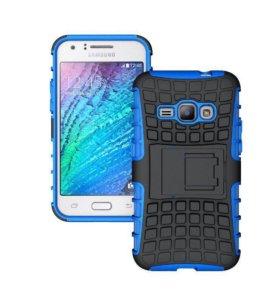 Бампер для Samsung Galaxy J1