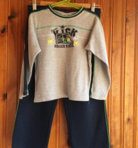 Спортивный костюм на мальчика, рост 116