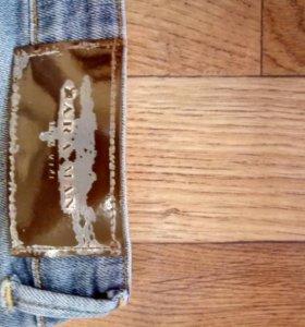 джинсы ZARA размер 29