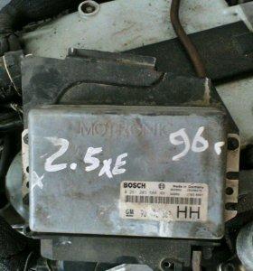 Двигатель опель омега б 160 л.с
