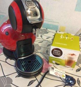 Капсульная кофемашина dolce gusto Krups Kp220510