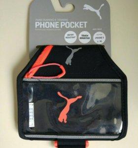 Спортивный чехол для телефона Puma