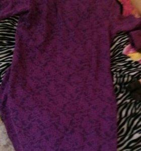 Красивое стрейчевое платье