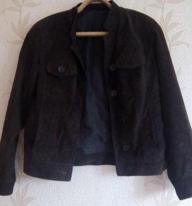 Пиджак 52-54 XXL натураль