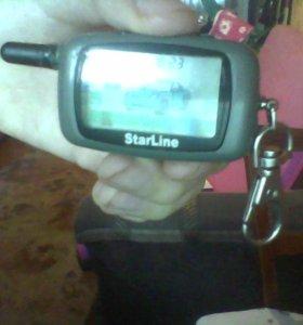 брелок Star Line+Чехол