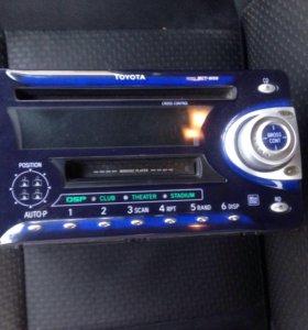 Магнитола 2din от Toyota Corolla,Runx,Allex