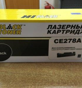 Hi-Black toner CE278A Лазерный картридж.