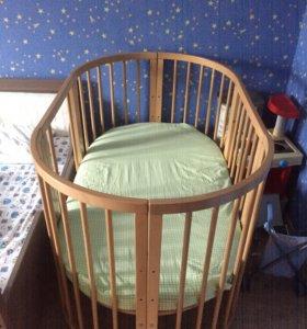 Кровать comfortbaby 6 в 1