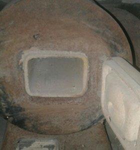 Высокотемпературная печь