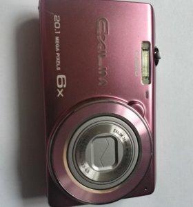 Casio Exilim EX-ZS30  на запчасти