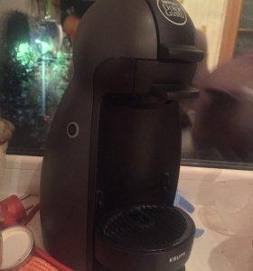 Кофемашинка Nescafé dolce gusto