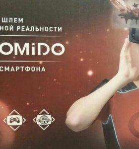 Шлем виртуальной реальности для смартфонов