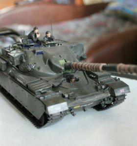 Танк. Chieftain Mk.5 модель 1/35
