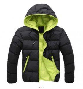 Новая куртка демисезонная пуховик M