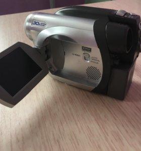 DVD видеокамера Panasonic