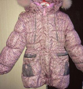 Зимнее пальто Ovas р.122