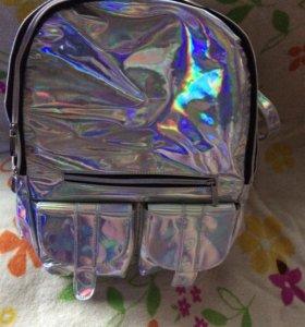 Голографический рюкзак