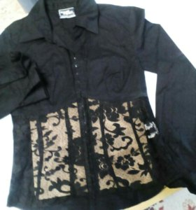 Рубашка для девушки. 46 - 48 размер