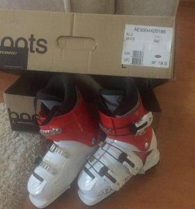 Горные лыжи, ботинки