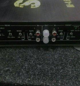 Усилитель 4х канальный Swat M4.65 400W