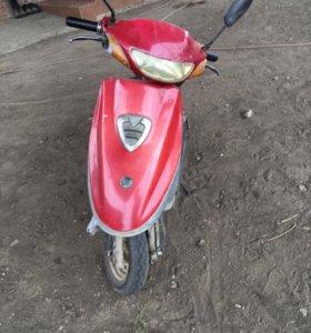 Скутер ВМ