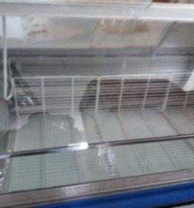 Низкотемпературная витрина