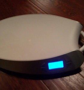 Электронные весы детские
