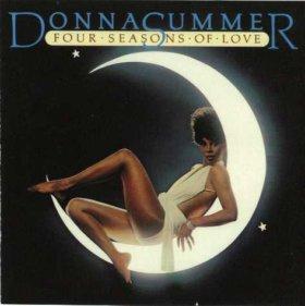 LP Donna Summer – Four Seasons Of Love - 1976